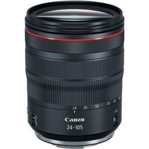 עדשה Canon RF 24-105mm f/4L is USM - קרט