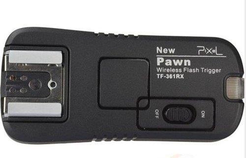 מקלט אלחוטי לפלש קנון Pixel pawn TF-361 RX