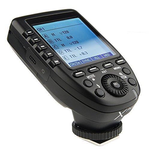 משדר אלחוטי Godox Xpro-C TTL למצלמות Canon