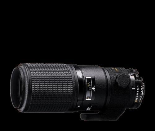 עדשה Nikon AF Micro-Nikkor 200mm f/4D IF-ED