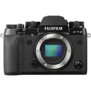 מצלמה ללא מראה Fujifilm X-T2 גוף בלבד