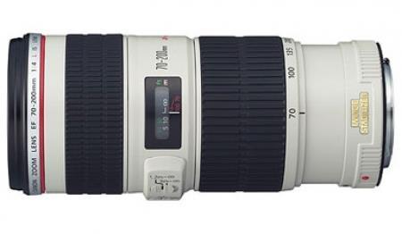 עדשה Canon EF 70-200mm f/4L IS USM