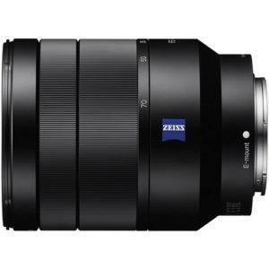 עדשה Sony Vario-Tessar T* FE 24-70mm f/4 ZA OSS