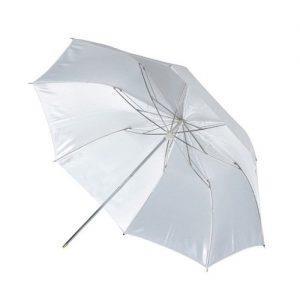 """מטריה לבנה מתקפלת Godox AD-S5 """"39"""