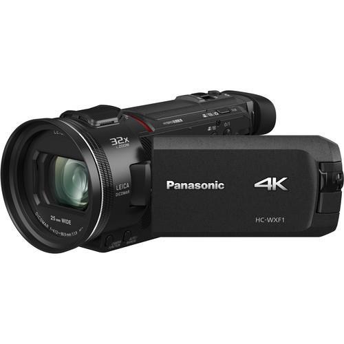 מצלמת וידאו Panasonic WXF1