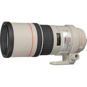 עדשה Canon EF 300mm f/4L IS USM