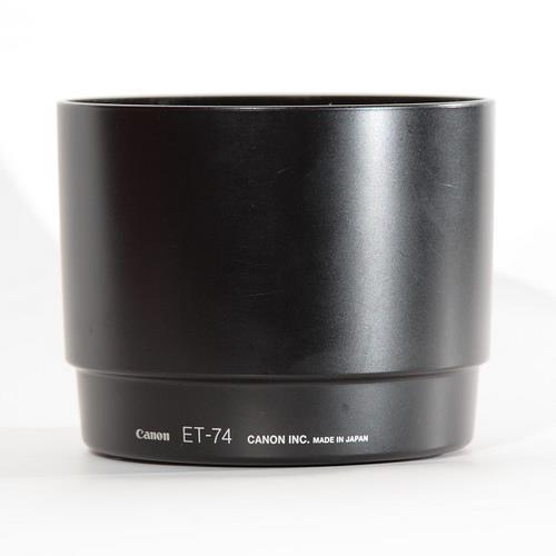 ET-74 מגן שמש מקורי לעדשות Canon 70-200 f/4