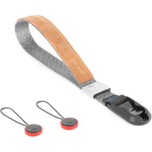 רצועת יד למצלמה Peak Design Cuff Camera Wrist Strap - Ash