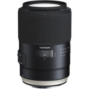 עדשה Tamron 90mm f/2.8 SP Di MACRO 1:1 VC USD למצלמות Canon