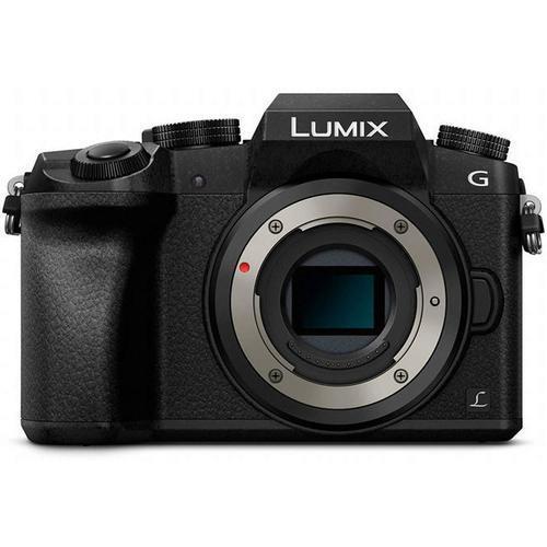מצלמה ללא מראה Panasonic Lumix DC-G7 גוף בלבד