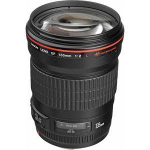 עדשה Canon EF 135mm f/2L USM