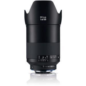 עדשה Zeiss Milvus 35mm f/1.4 ZF.2 למצלמות Nikon