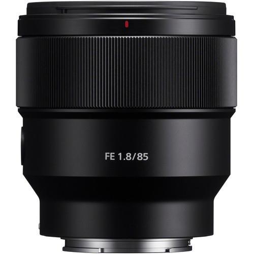 עדשה Sony FE 85mm f/1.8