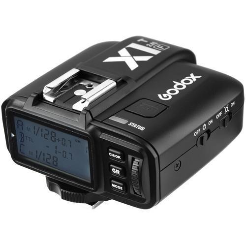 משדר Godox X1-F TTL Transmitter למצלמות Fuji