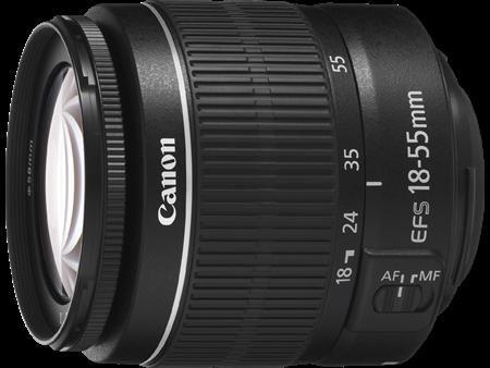 עדשה Canon Lens 18-55mm f/3.5-5.6 III