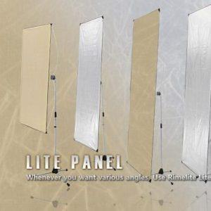 רפלקטור Rimelite Lite Panel LPSG 4072s 100X180 gold / silver