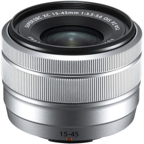 עדשה Fujifilm XC 15-45mm f/3.5-5.6 OIS PZ