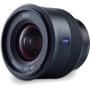 עדשה Zeiss Batis 25mm f/2 לסוני E-Mount