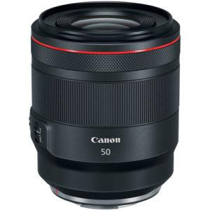 עדשה Canon RF 50mm f/1.2L USM
