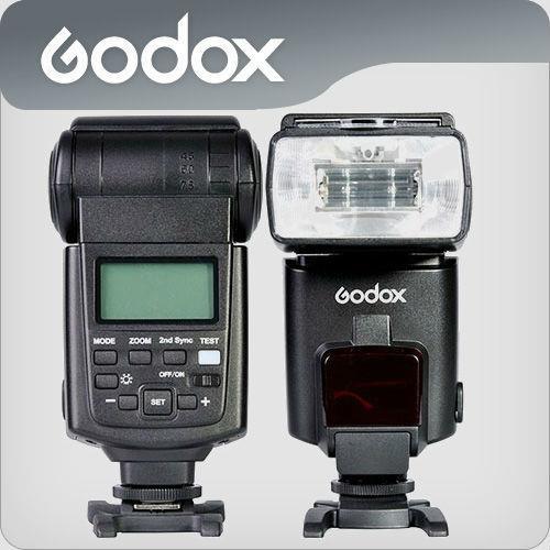 פלאש Godox TT680n TTL למצלמות Nikon