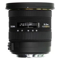 עדשה Sigma 10-20mm f/3.5 EX DC HSM למצלמות Canon