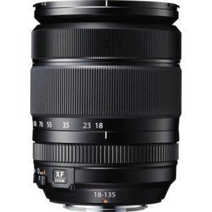 עדשה Fuji XF 18-135mm f/3.5-5.6 R LM OIS