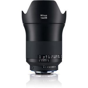 עדשה Zeiss Milvus 25mm f/1.4 ZF.2 למצלמות Nikon