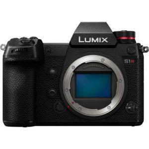 מצלמת מירורלס Panasonic Lumix DC-S1R - גוף בלבד