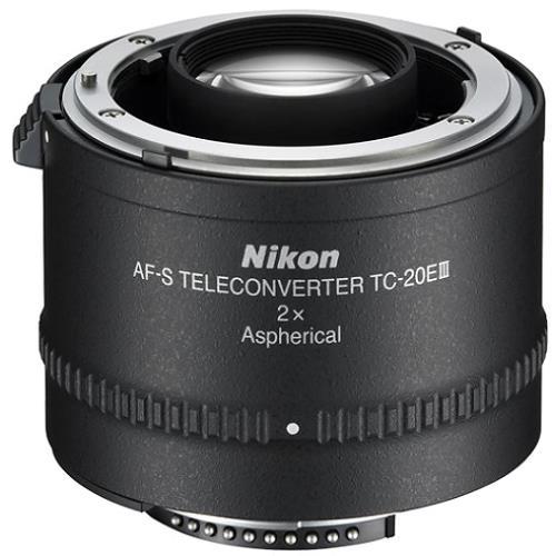 מכפל עדשה Nikon AF-S Teleconverter TC-20E III