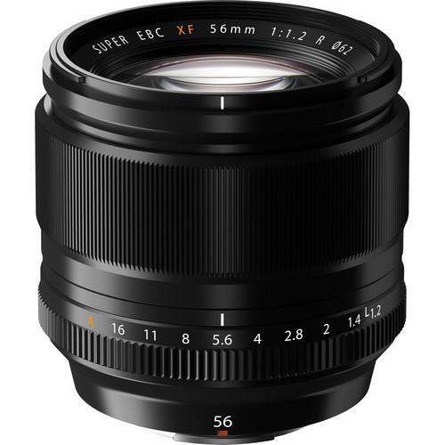 עדשה Fuji XF 56mm f/1.2 R