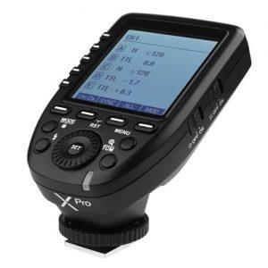 משדר אלחוטי Godox Xpro-N TTL למצלמות Nikon