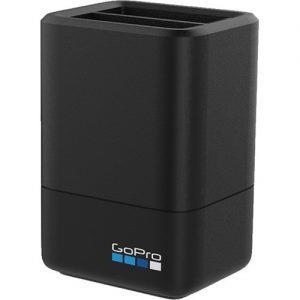 מטען בטריות כפול - GoPro Dual Battery Charger with Battery for HERO5 Black