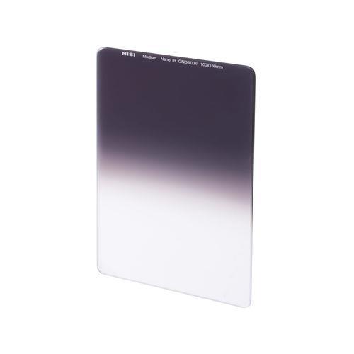 פילטר NiSi IR gnd4 100x150 Medium Nano