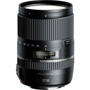 עדשה Tamron 16-300mm f/3.5-6.3 Di II VC PZD MACRO למצלמות Nikon