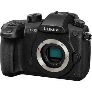מצלמה ללא מראה Panasonic Lumix DMC-GH5 גוף בלבד