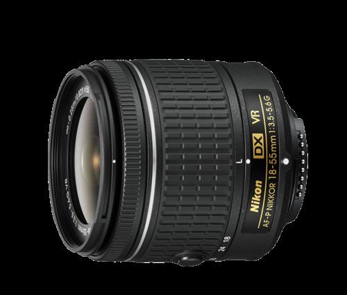 עדשה Nikon AF-P DX NIKKOR 18-55mm f/3.5-5.6G VR