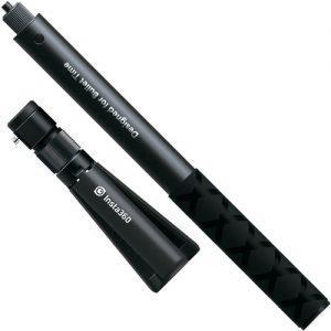 ידית נשיאה וחצובה + מקל סלפי למצלמת Insta360 One X