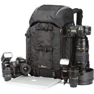 תיק צילום Lowepro Pro Trekker 450 AW Black