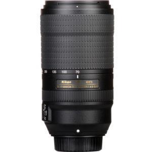 עדשה Nikon AF-P DX Nikkor 70-300mm f/4.5-6.3G VR ED