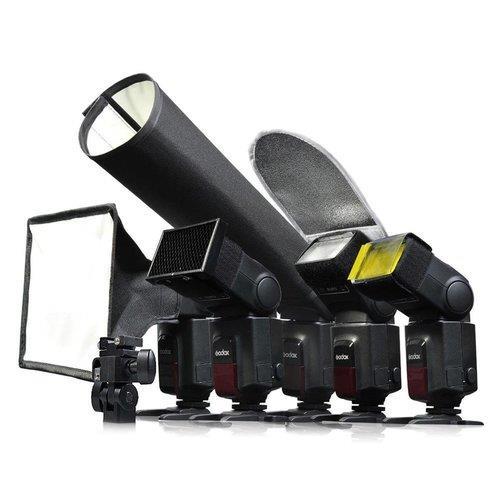 ערכת אביזרים לפלאש GODOX SA-K6 speedlight accessories kit