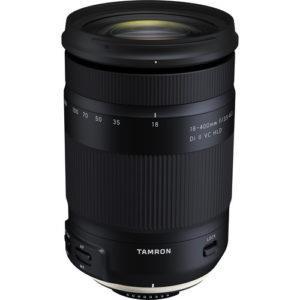 עדשה Tamron 18-400mm f/3.5-6.3 Di II VC HLD למצלמות Nikon