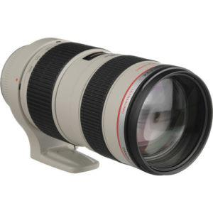 עדשה Canon EF 70-200mm f/2.8L USM