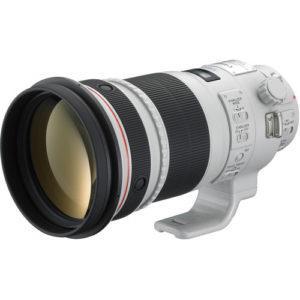 עדשה Canon EF 300mm f/2.8L IS II USM