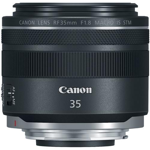 עדשה Canon RF 35mm f/1.8 is STM