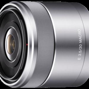 עדשה Sony E 30mm f/3.5 Macro E-mount