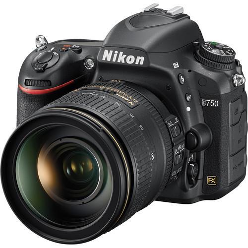 קיט Nikon D750+ Nikon 24-120