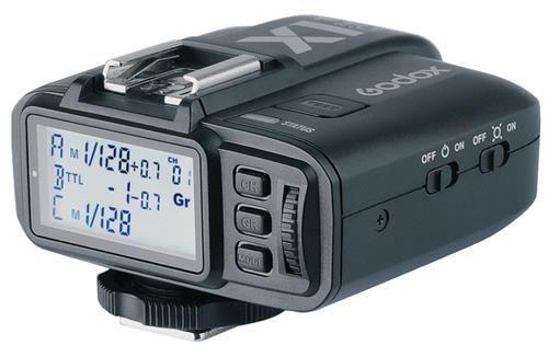 משדר Godox X1-O TTL Transmitter למצלמות Olympus