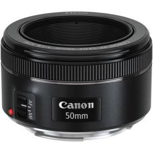 עדשה Canon EF 50mm f/1.8 STM