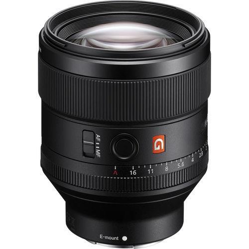 עדשה Sony FE 85mm f/1.4 GM