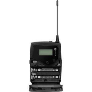 מערכת מיקרופון אלחוטית למצלמה ללא מיקרופון sennheiser ew 500 boom g4